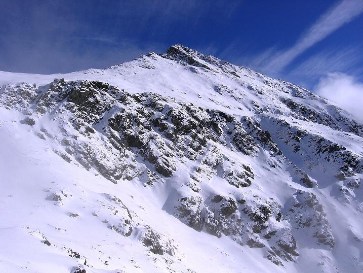 Foto: Andreas Koller / Ski Tour / Durchs Plattenkar auf die Plattenspitze (2294 m) / Gamskarlspitze (2411m) / 08.11.2009 20:09:21