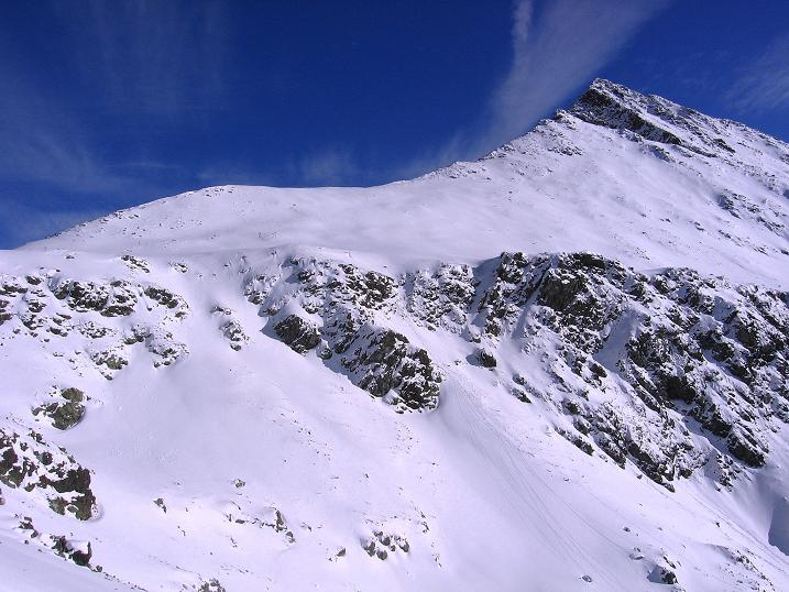 Foto: Andreas Koller / Ski Tour / Durchs Plattenkar auf die Plattenspitze (2294 m) / 08.11.2009 20:08:47