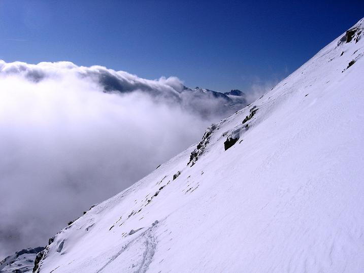 Foto: Andreas Koller / Ski Tour / Durchs Plattenkar auf die Plattenspitze (2294 m) / 08.11.2009 20:08:36