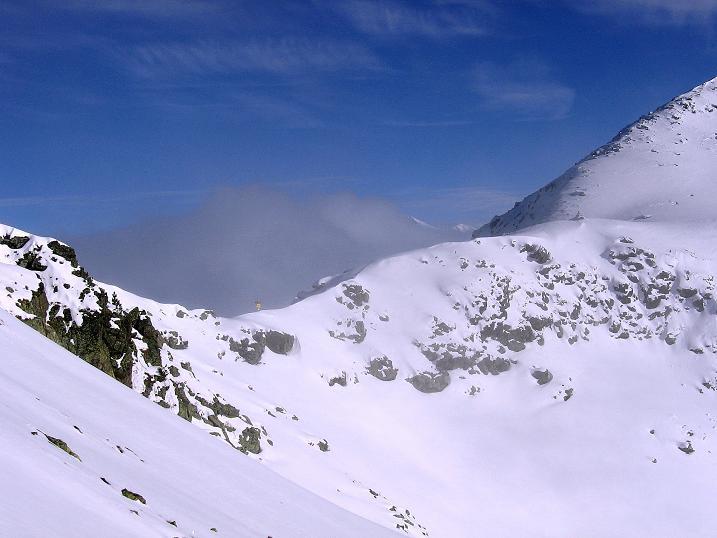 Foto: Andreas Koller / Ski Tour / Durchs Plattenkar auf die Plattenspitze (2294 m) / 08.11.2009 20:07:47