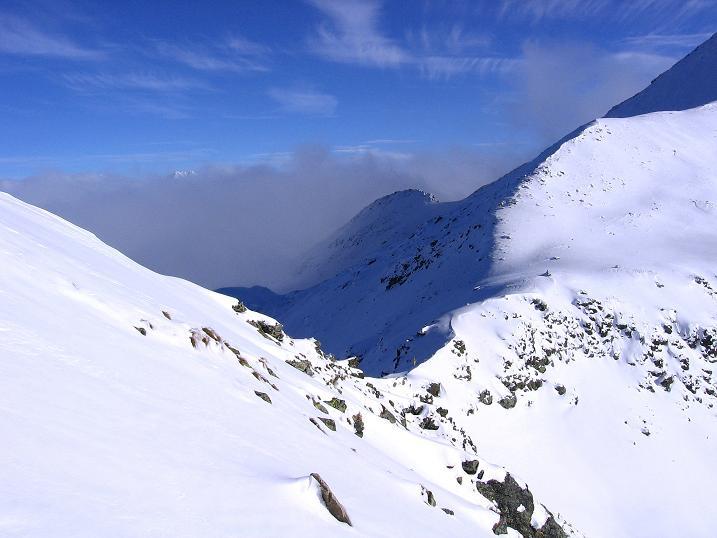 Foto: Andreas Koller / Ski Tour / Durchs Plattenkar auf die Plattenspitze (2294 m) / 08.11.2009 20:06:00