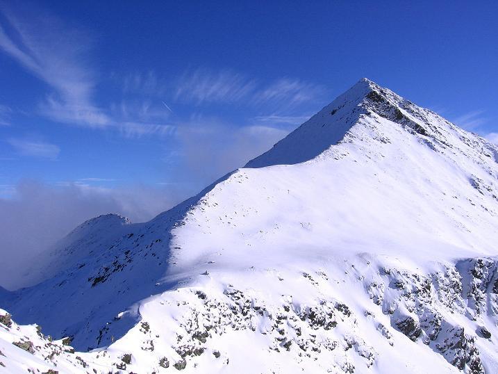 Foto: Andreas Koller / Ski Tour / Durchs Plattenkar auf die Plattenspitze (2294 m) / Gamskarlspitze (2411m) / 08.11.2009 20:05:50