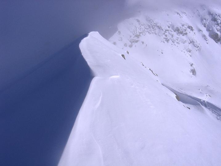 Foto: Andreas Koller / Ski Tour / Durchs Plattenkar auf die Plattenspitze (2294 m) / SO-Grat / 08.11.2009 20:05:18