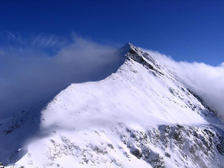 Foto: Andreas Koller / Ski Tour / Durchs Plattenkar auf die Plattenspitze (2294 m) / Gamskarlspitze (2411m) / 08.11.2009 20:04:42