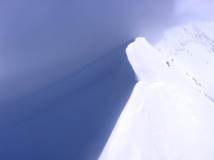 Foto: Andreas Koller / Ski Tour / Durchs Plattenkar auf die Plattenspitze (2294 m) / SO-Grat / 08.11.2009 20:04:25