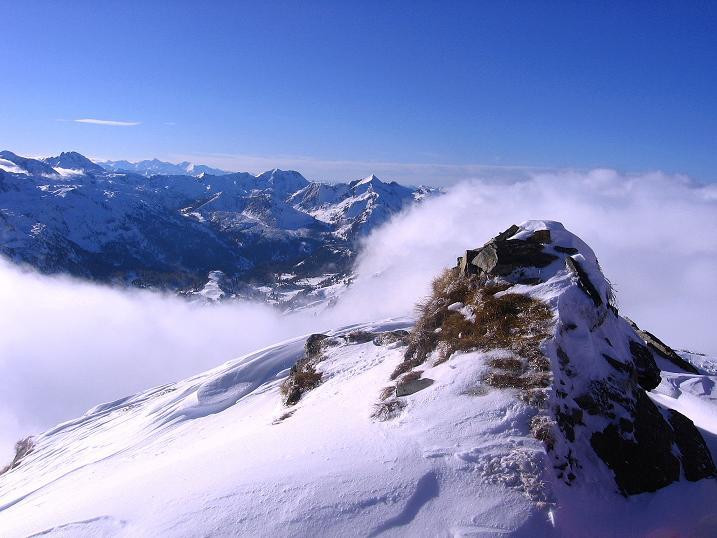 Foto: Andreas Koller / Ski Tour / Durchs Plattenkar auf die Plattenspitze (2294 m) / Auf der Plattenspitze / 08.11.2009 20:02:38