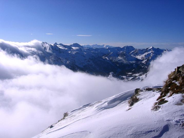Foto: Andreas Koller / Ski Tour / Durchs Plattenkar auf die Plattenspitze (2294 m) / 08.11.2009 20:00:35