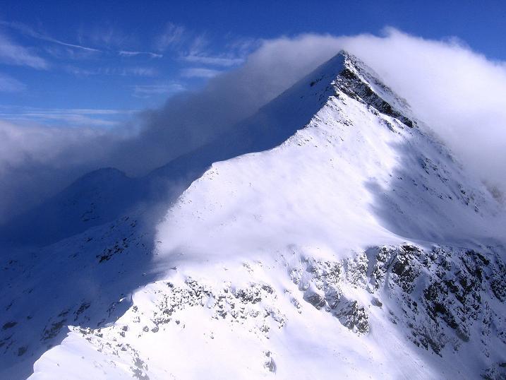 Foto: Andreas Koller / Ski Tour / Durchs Plattenkar auf die Plattenspitze (2294 m) / Gamskarlspitze (2411m) / 08.11.2009 20:00:24