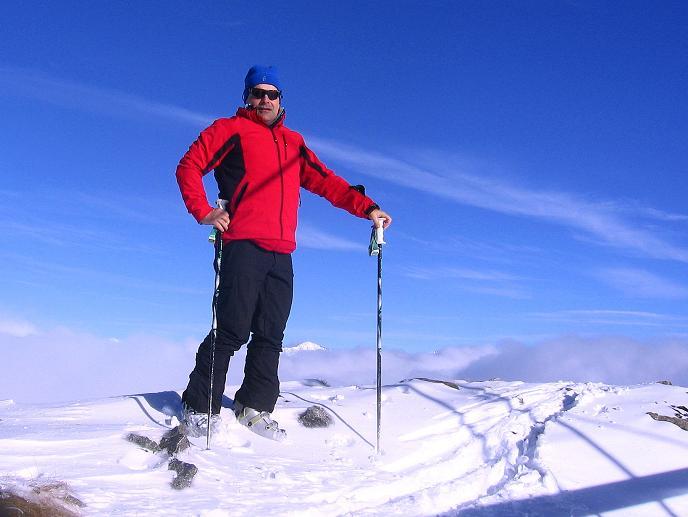 Foto: Andreas Koller / Ski Tour / Durchs Plattenkar auf die Plattenspitze (2294 m) / 08.11.2009 20:00:01