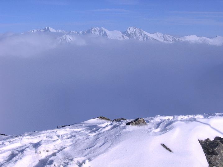 Foto: Andreas Koller / Ski Tour / Durchs Plattenkar auf die Plattenspitze (2294 m) / 08.11.2009 19:59:48