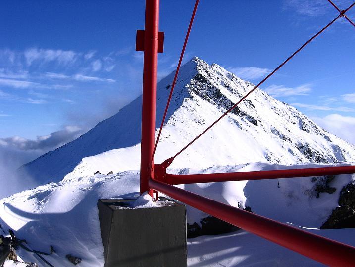 Foto: Andreas Koller / Ski Tour / Durchs Plattenkar auf die Plattenspitze (2294 m) / 08.11.2009 19:58:13