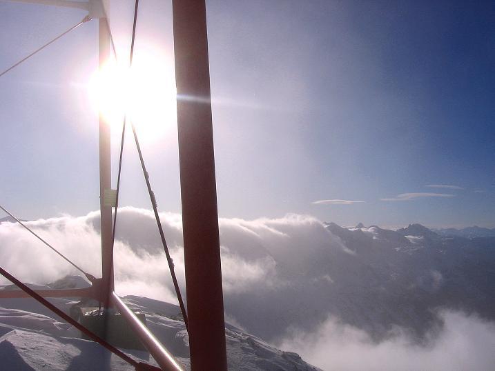 Foto: Andreas Koller / Ski Tour / Durchs Plattenkar auf die Plattenspitze (2294 m) / 08.11.2009 19:57:38