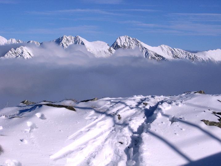 Foto: Andreas Koller / Ski Tour / Durchs Plattenkar auf die Plattenspitze (2294 m) / Schladminger Tauern / 08.11.2009 19:57:30