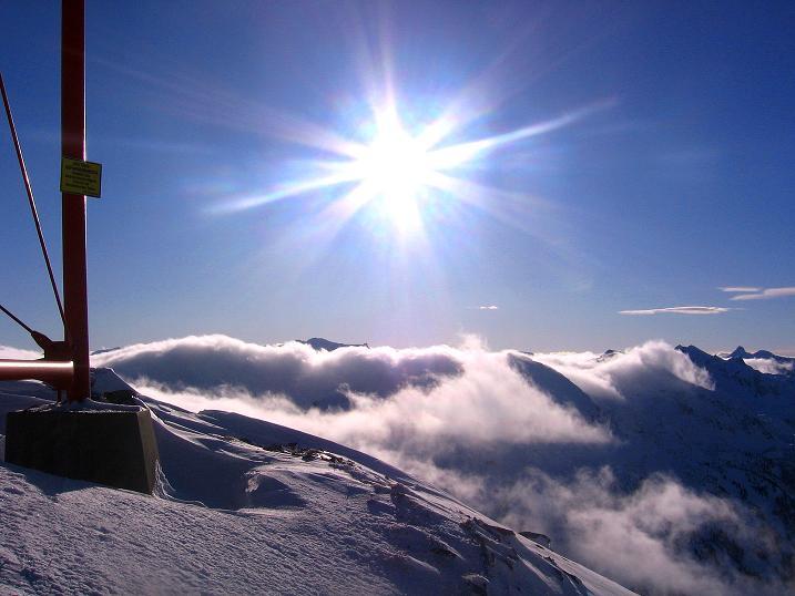 Foto: Andreas Koller / Ski Tour / Durchs Plattenkar auf die Plattenspitze (2294 m) / 08.11.2009 19:56:51