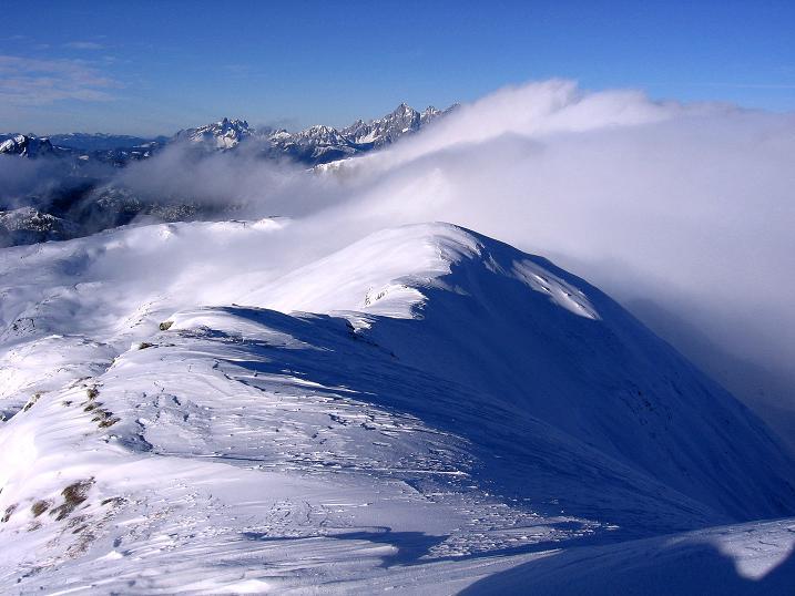 Foto: Andreas Koller / Ski Tour / Durchs Plattenkar auf die Plattenspitze (2294 m) / 08.11.2009 19:56:43