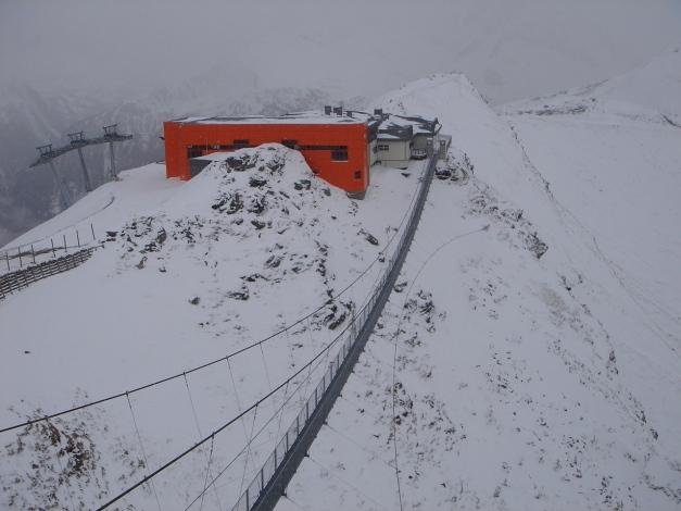 Foto: Manfred Karl / Ski Tour / Stubnerkogel / 09.11.2009 20:38:18