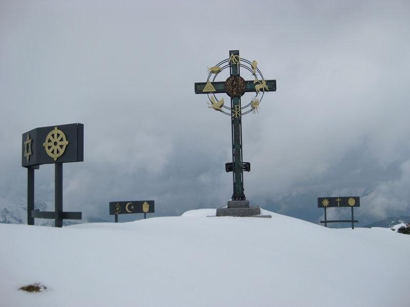 Foto: Wolfgang Lauschensky / Ski Tour / Kleiner Gilfert von Hochfügen / Das Gipfel - Ensemble / 10.11.2009 15:20:09