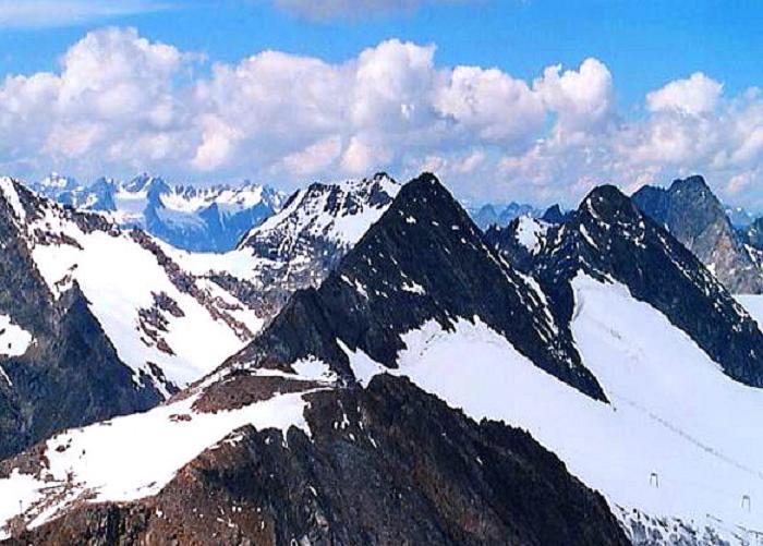 Foto: Andreas Koller / Wander Tour / Vom Eisgrat auf die Schaufelspitze (3333 m) / 11.11.2009 21:42:34