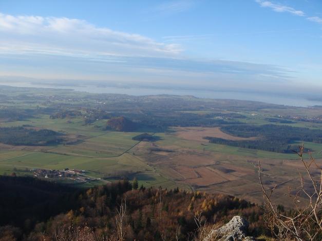 Foto: Manfred Karl / Kletter Tour / Engelstein / Schöne Aussicht zum Chiemsee / 15.11.2009 19:48:32