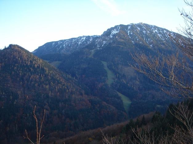 Foto: Manfred Karl / Kletter Tour / Engelstein / Hochfelln / 15.11.2009 19:43:20