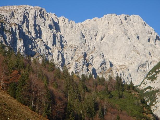 Foto: Manfred Karl / Kletter Tour / Kraxngrat / Kopfkraxe und Sonneck / 17.11.2009 20:12:06
