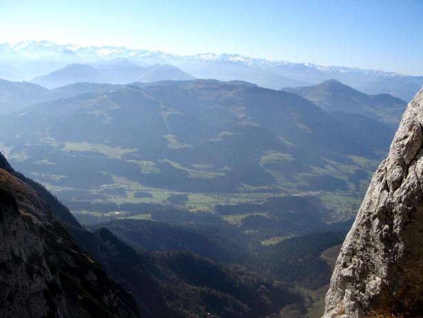 Foto: Manfred Karl / Kletter Tour / Kraxngrat / 17.11.2009 20:07:52