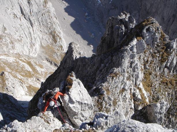 Foto: Manfred Karl / Kletter Tour / Kraxngrat / 17.11.2009 20:04:14
