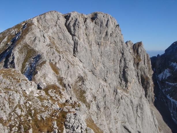 Foto: Manfred Karl / Kletter Tour / Kraxngrat / Sonneck Südwand - ein Paradies für Sportkletterer / 17.11.2009 20:03:38