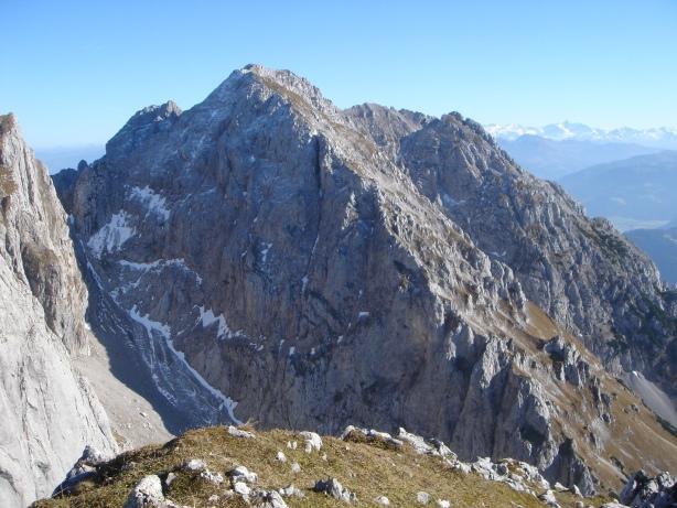 Foto: Manfred Karl / Kletter Tour / Kraxngrat / Treffauer - Tuxeck / 17.11.2009 20:00:54