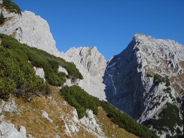 Foto: Manfred Karl / Kletter Tour / Kraxngrat / Sonneck - Kleinkaiserl - Treffauer / 17.11.2009 19:59:48