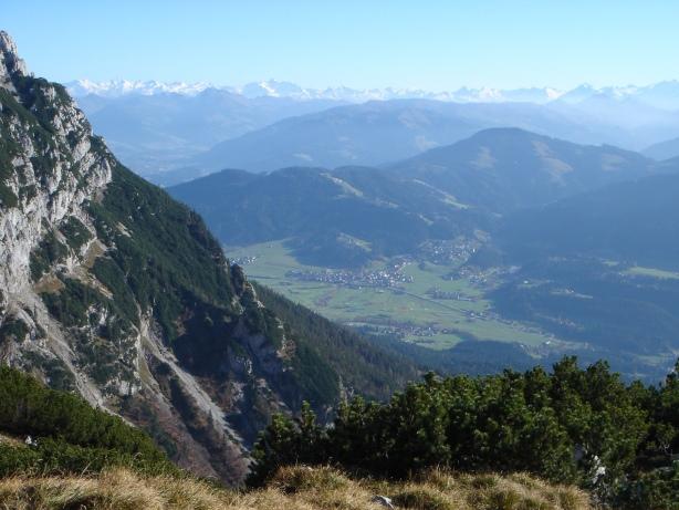 Foto: Manfred Karl / Kletter Tour / Kraxngrat / 17.11.2009 19:59:07