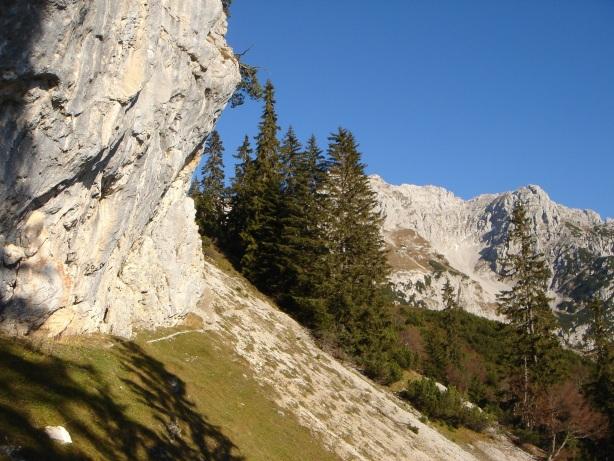 Foto: Manfred Karl / Kletter Tour / Kraxngrat / Unterhalb vom Sonnenstein / 17.11.2009 19:58:20