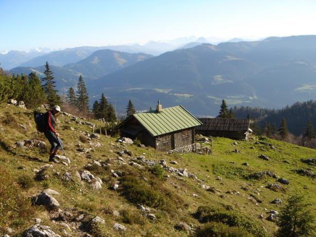 Foto: Manfred Karl / Kletter Tour / Kraxngrat / Kaiser Hochalm / 17.11.2009 19:57:45