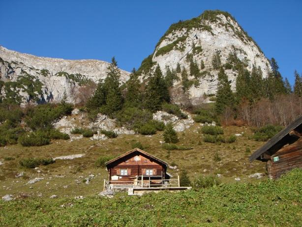 Foto: Manfred Karl / Kletter Tour / Kraxngrat / Kaiser Hochalm mit Sonnenstein / 17.11.2009 19:57:26