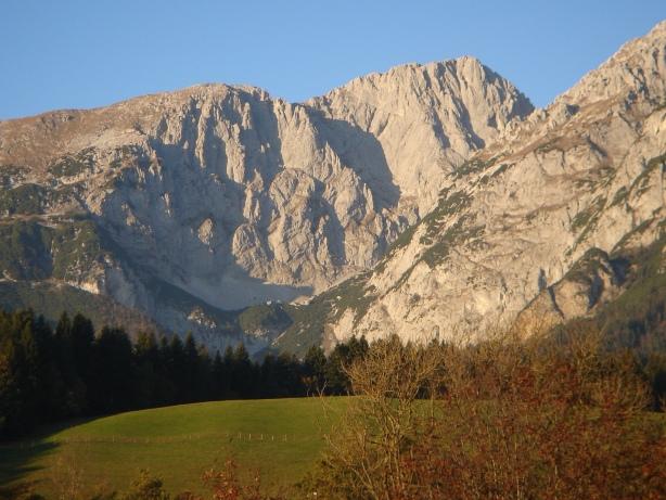 Foto: Manfred Karl / Kletter Tour / Kraxngrat / 17.11.2009 19:56:32