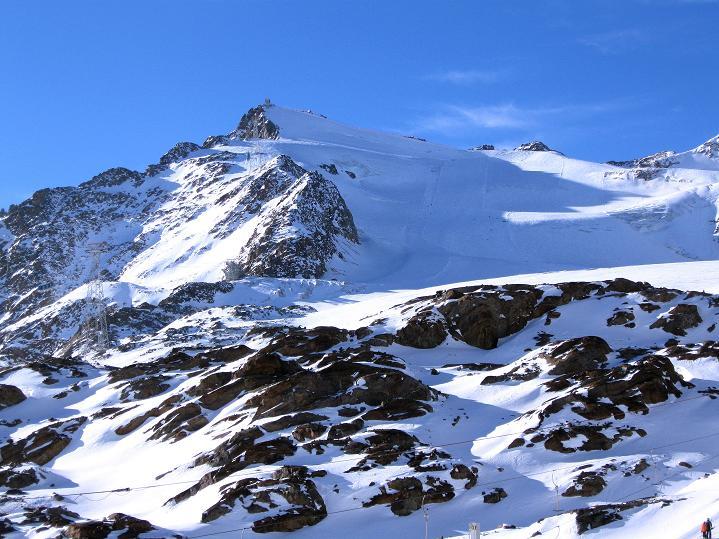 Foto: Andreas Koller / Ski Tour / Trainingstour auf den Hinteren Brunnenkogel (3440 m) / 24.11.2009 21:01:49