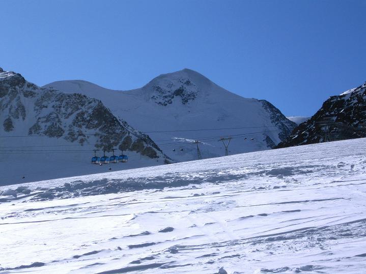 Foto: Andreas Koller / Ski Tour / Trainingstour auf den Hinteren Brunnenkogel (3440 m) / 24.11.2009 21:01:44