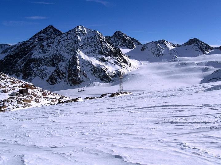 Foto: Andreas Koller / Ski Tour / Trainingstour auf den Hinteren Brunnenkogel (3440 m) / 24.11.2009 21:01:33