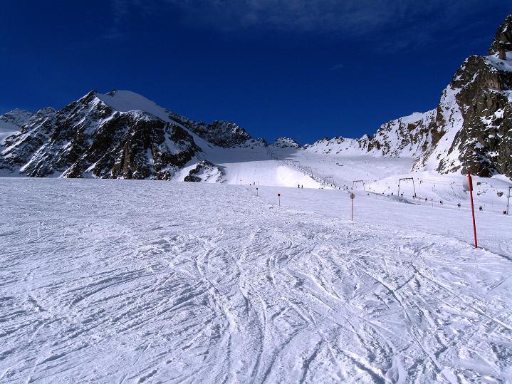 Foto: Andreas Koller / Ski Tour / Trainingstour auf den Hinteren Brunnenkogel (3440 m) / 24.11.2009 21:01:19
