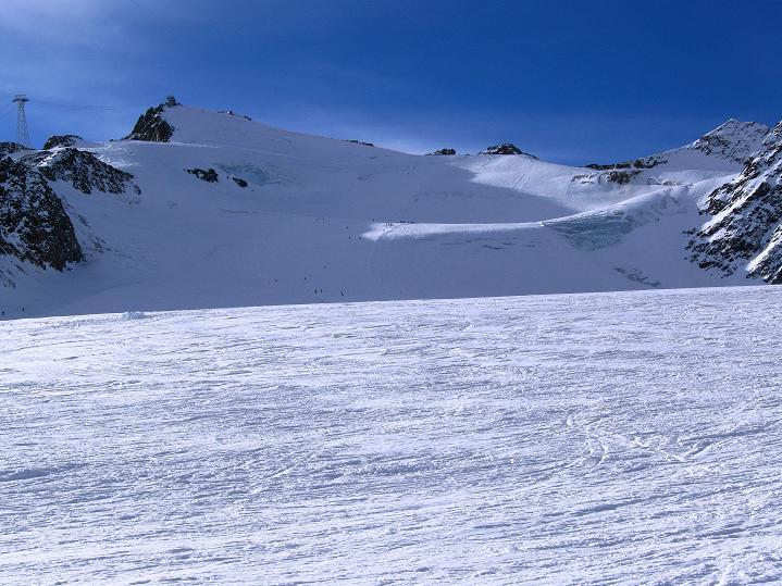 Foto: Andreas Koller / Ski Tour / Trainingstour auf den Hinteren Brunnenkogel (3440 m) / 24.11.2009 21:01:06