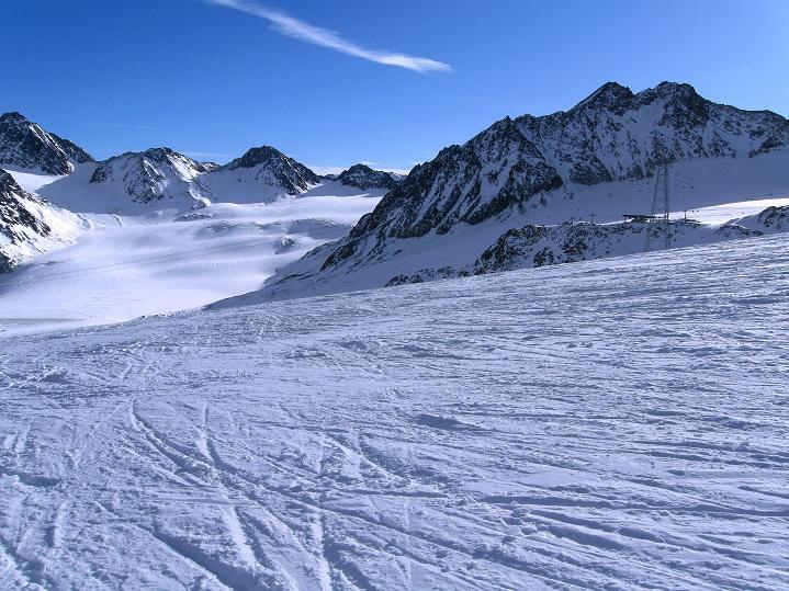 Foto: Andreas Koller / Ski Tour / Trainingstour auf den Hinteren Brunnenkogel (3440 m) / 24.11.2009 21:00:56