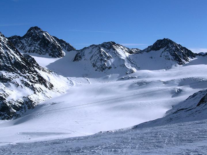 Foto: Andreas Koller / Ski Tour / Trainingstour auf den Hinteren Brunnenkogel (3440 m) / 24.11.2009 21:00:39