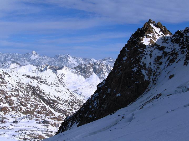 Foto: Andreas Koller / Ski Tour / Trainingstour auf den Hinteren Brunnenkogel (3440 m) / 24.11.2009 21:00:13
