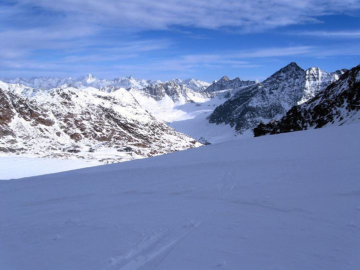 Foto: Andreas Koller / Ski Tour / Trainingstour auf den Hinteren Brunnenkogel (3440 m) / 24.11.2009 20:59:51