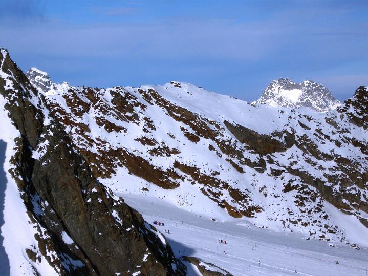 Foto: Andreas Koller / Ski Tour / Trainingstour auf den Hinteren Brunnenkogel (3440 m) / 24.11.2009 20:59:31