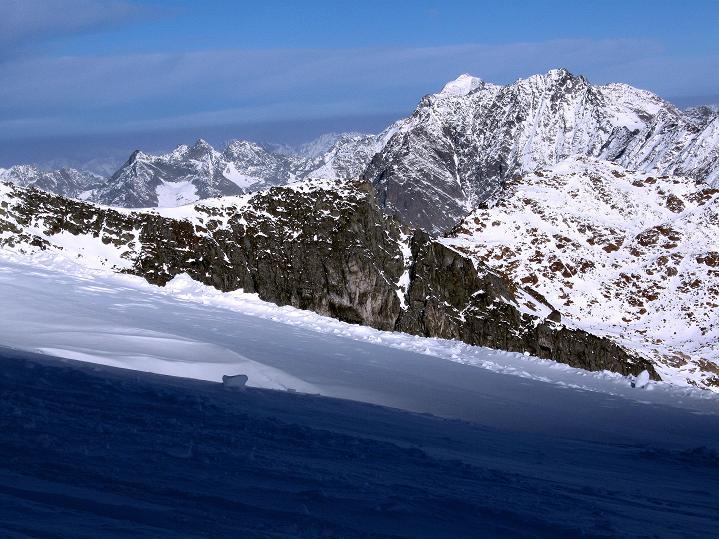 Foto: Andreas Koller / Ski Tour / Trainingstour auf den Hinteren Brunnenkogel (3440 m) / 24.11.2009 20:59:10