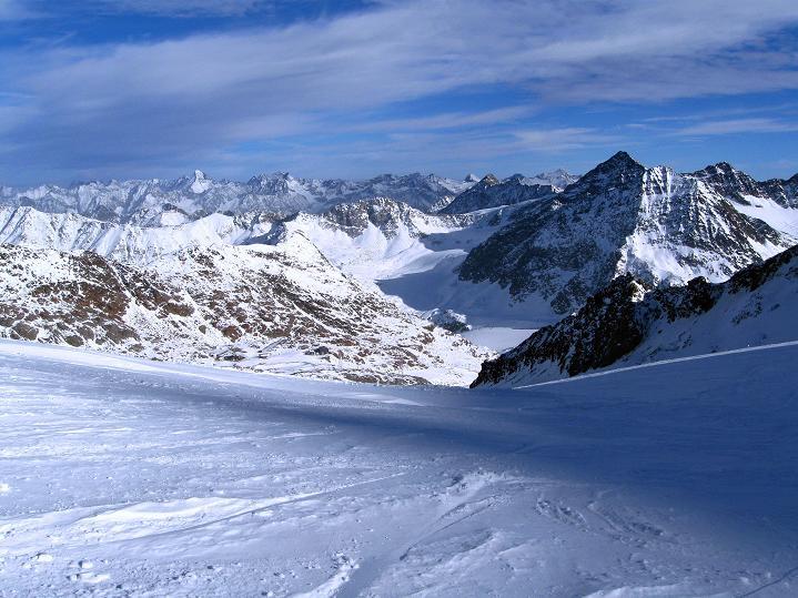 Foto: Andreas Koller / Ski Tour / Trainingstour auf den Hinteren Brunnenkogel (3440 m) / 24.11.2009 20:59:02
