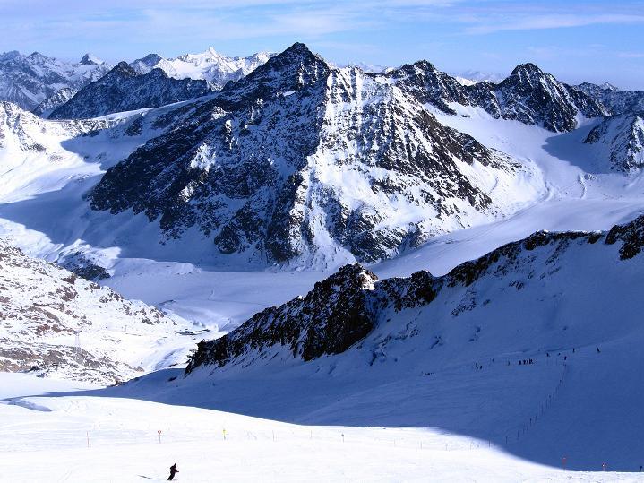 Foto: Andreas Koller / Ski Tour / Trainingstour auf den Hinteren Brunnenkogel (3440 m) / 24.11.2009 20:58:43