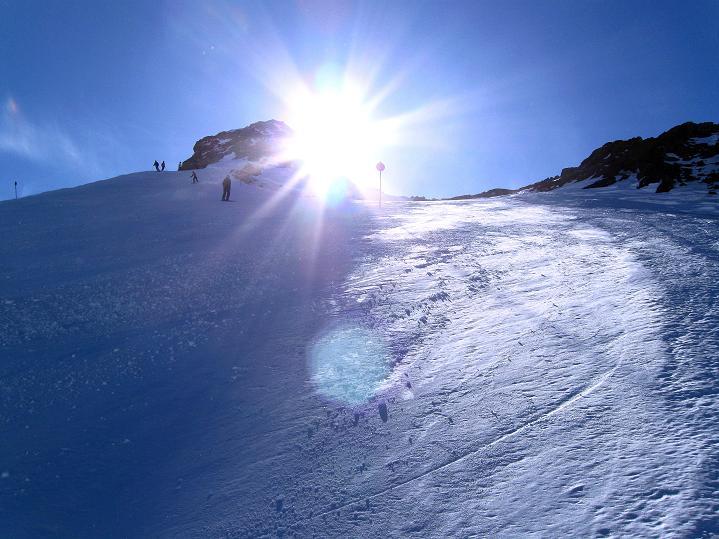 Foto: Andreas Koller / Ski Tour / Trainingstour auf den Hinteren Brunnenkogel (3440 m) / 24.11.2009 20:57:56