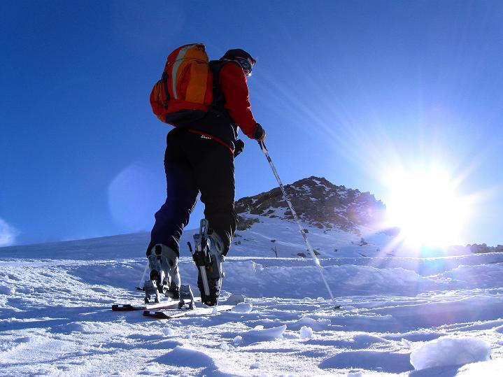 Foto: Andreas Koller / Ski Tour / Trainingstour auf den Hinteren Brunnenkogel (3440 m) / 24.11.2009 20:57:23